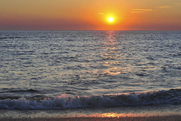 Photograph - Cape May Sunset by Terry DeLuco