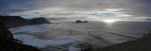 Cannon Beach Photograph - Cape Mears Storms by Mike Reid