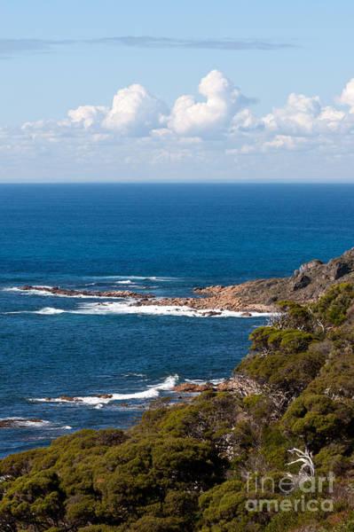 Photograph - Cape Naturaliste Coastline 02 by Rick Piper Photography