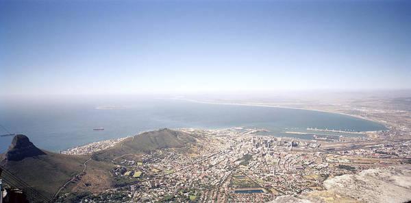 Photograph - Cape Town Panorama by Shaun Higson