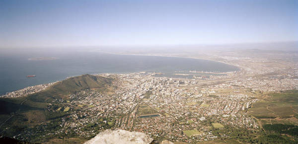 Photograph - Cape Town Panoramic by Shaun Higson