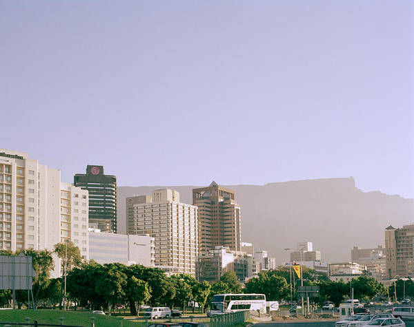 Photograph - Cape Town by Shaun Higson