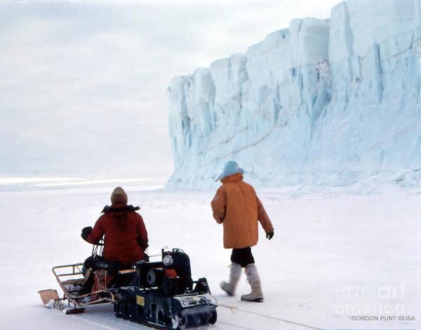 Photograph - Capeevans-antarctica-g.punt-2 by Gordon Punt