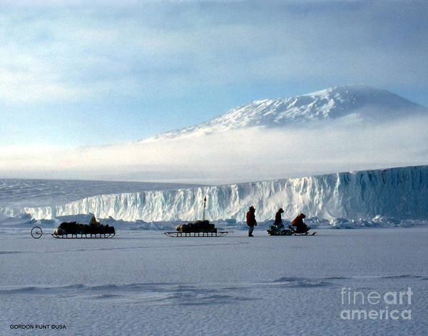 Photograph - Capeevans-antarctica-g.punt-7 by Gordon Punt
