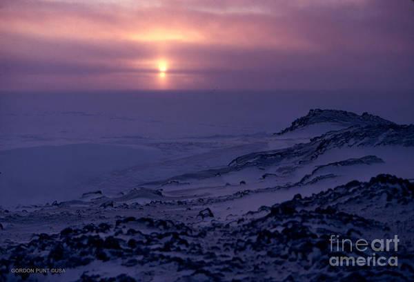 Photograph - Capeevans-antarctica-g.punt-8 by Gordon Punt