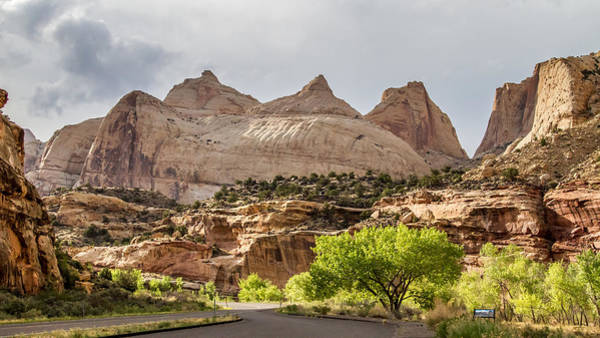 Photograph - Capitol Dome Utah by Pierre Leclerc Photography