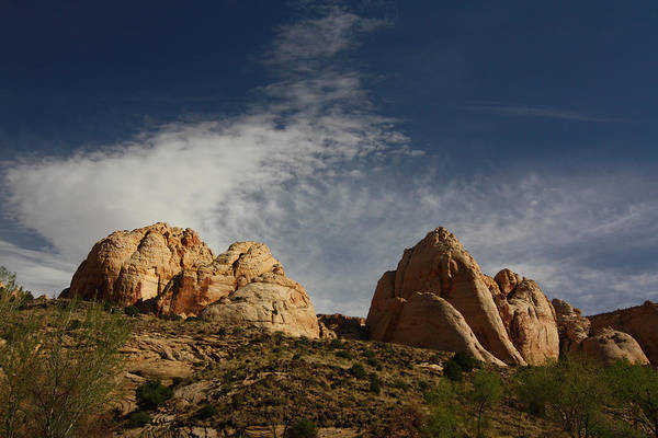 Photograph - Capitol Reef National Park by Jean Clark