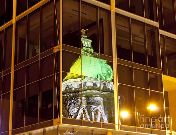 Photograph - Capitol Reflection by Steven Ralser