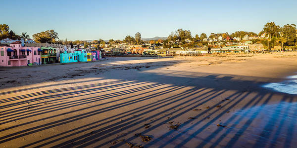 Photograph - Capitola City Beach by Priya Ghose