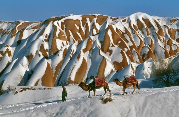 Cappadocia Photograph - Cappadocia by Ayhan Altun