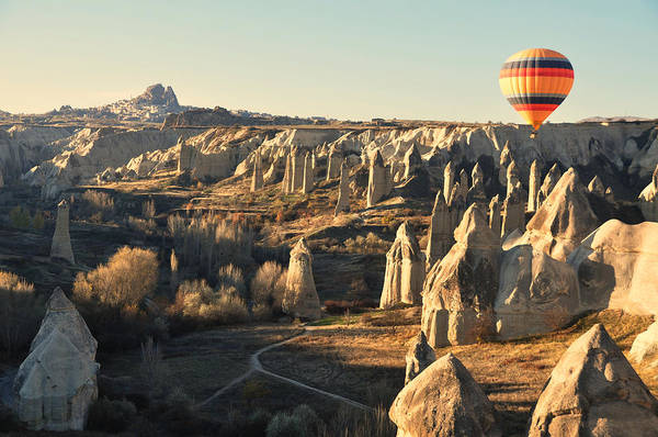 Cappadocia Photograph - Cappadocia by Kim Van Dijk Photography