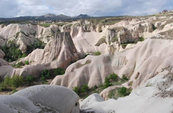 Photograph - Cappadocia Landscape In Central Turkey by Cascade Colors