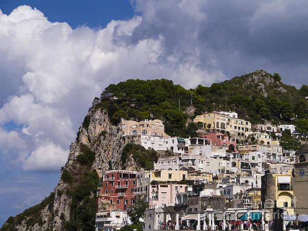 Photograph - Capri Magic by Brenda Kean