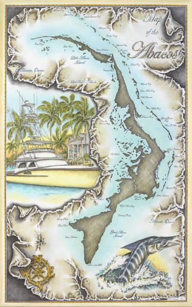 Atlantic Ocean Drawing - Captain's Quarters by Mike Williams