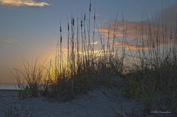 Photograph - Captiva Sunset by Mike Fitzgerald