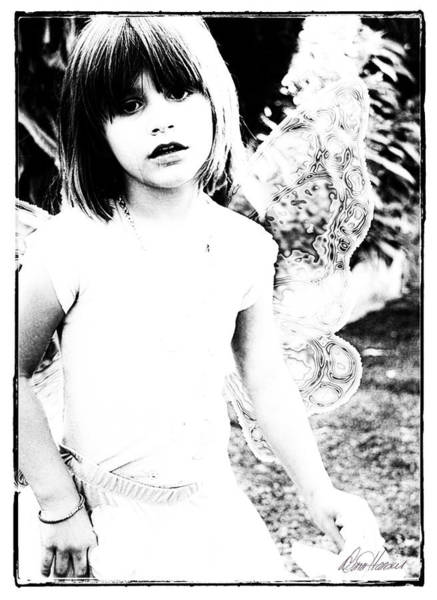 Photograph - Captured Faery by Diana Haronis