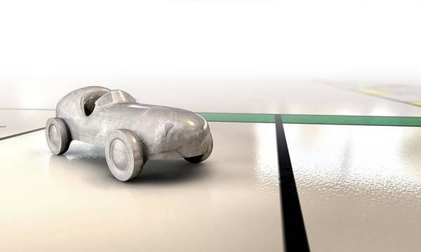 Estate Digital Art - Car Monopoly by Allan Swart