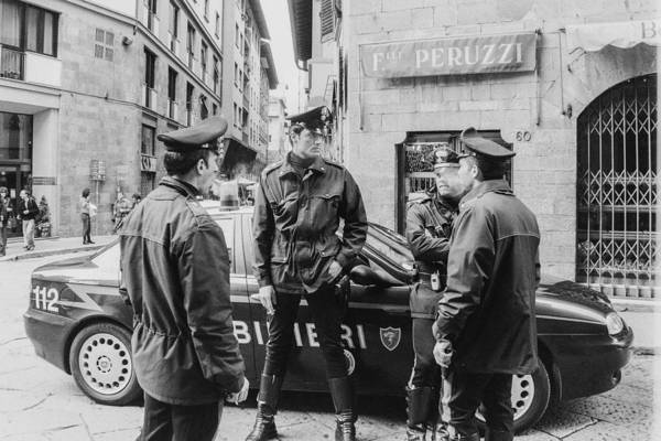 Photograph - Carabinieri by Luna Curran