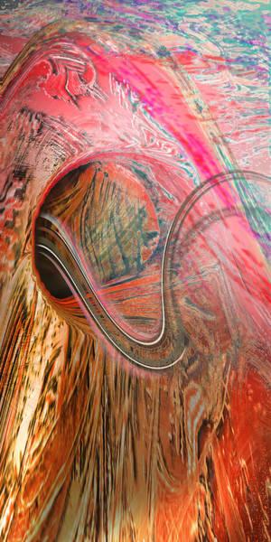 Digital Art - Carbon Based by Steve Sperry