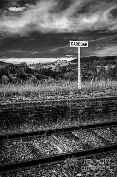 Photograph - Carcoar Station by Russell Brown