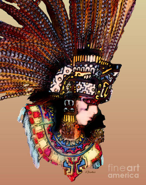 Powwow Wall Art - Photograph - Caribbean Colors by Linda  Parker