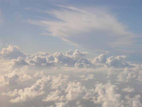 Photograph - Caribbean Sky by Olaf Christian