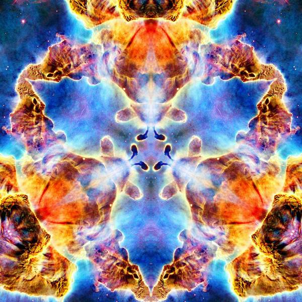 Photograph - Carina Nebula Vi by Derek Gedney