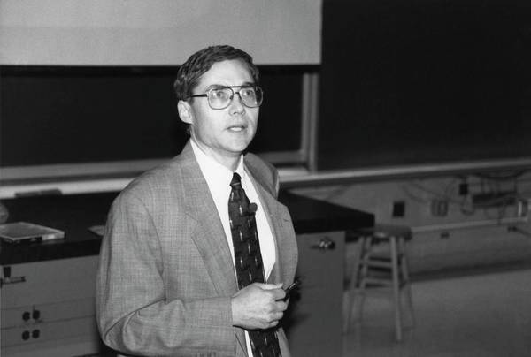 State Of Colorado Photograph - Carl Wieman by Emilio Segre Visual Archives/american Institute Of Physics