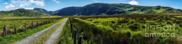 Photograph - Carneddau Mountains  by Adrian Evans