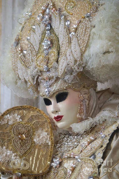 Wall Art - Photograph - Carnevale Di Venezia 70 by Rudi Prott