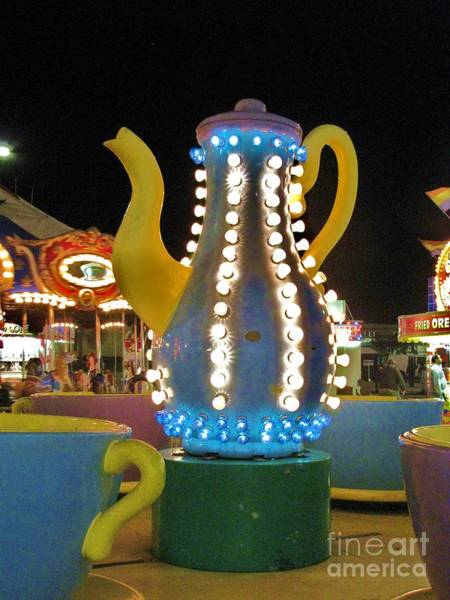 Wall Art - Photograph - Carnival 1 by William Bryant