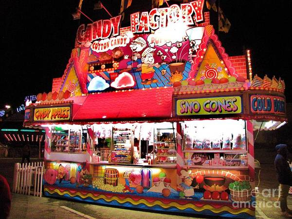 Wall Art - Photograph - Carnival 3 by William Bryant