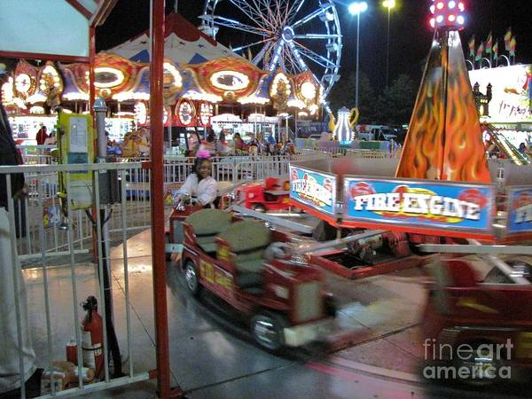 Wall Art - Photograph - Carnival 6 by William Bryant