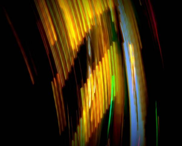 Photograph - Carnival At Night by Michelle Calkins