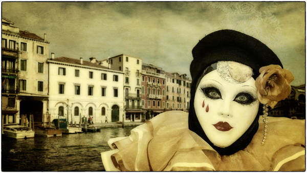 Photograph - Carnival Composite I by Stefan Nielsen
