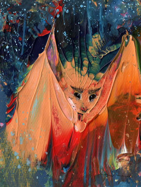 Painting - Carnival In Mexico by Miki De Goodaboom