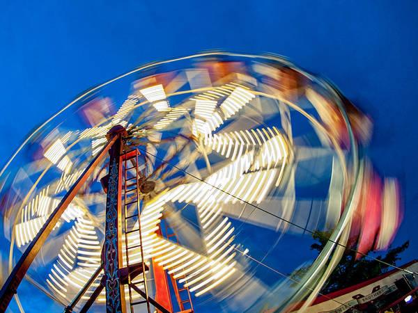 Photograph - Carnival Nights by Jim DeLillo
