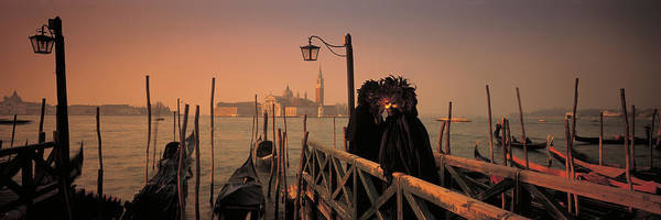 Modeling Photograph - Carnival Venice Italy by Panoramic Images