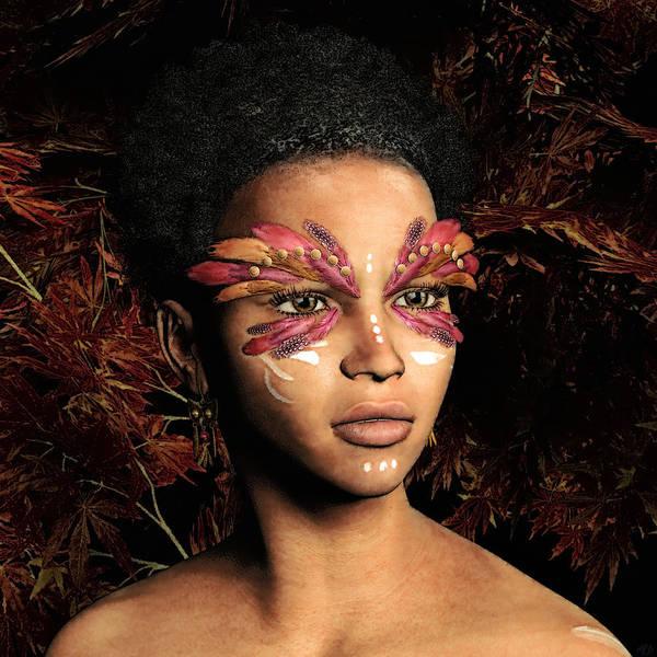 Painting - Carnivale by Maynard Ellis