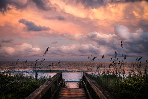 Beach City Photograph - Carolina Dreams by Karen Wiles