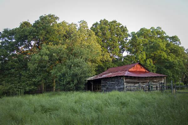 Photograph - Carolina Horse Barn by Ben Shields