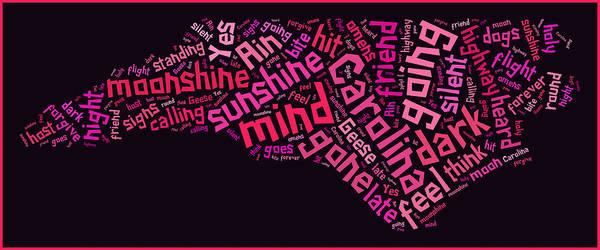 Digital Art - Carolina In My Mind 7 by Paulette B Wright