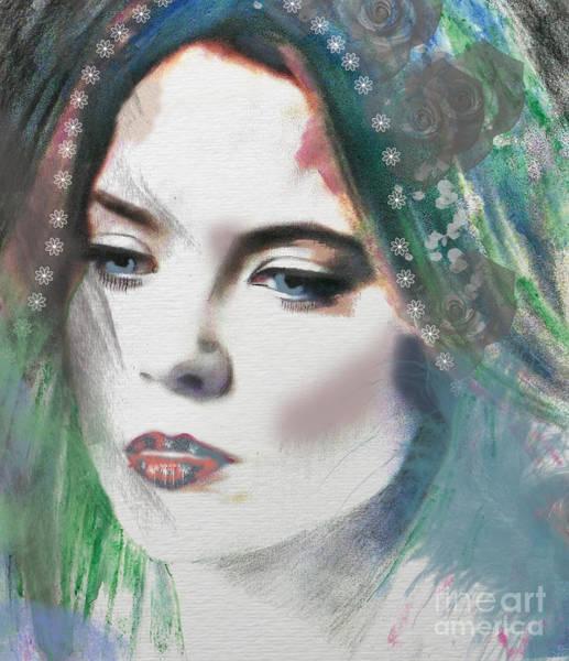 Kim Prowse - Carrie under veil