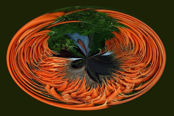 Photograph - Carrots 1 by Jim Baker