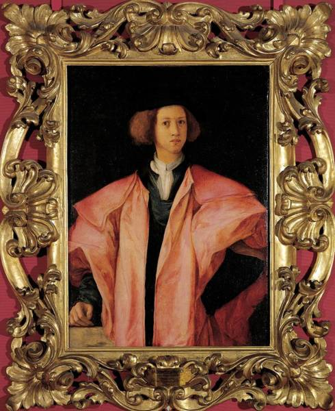 Wall Art - Photograph - Carrucci Jacopo Know As Pontormo by Everett