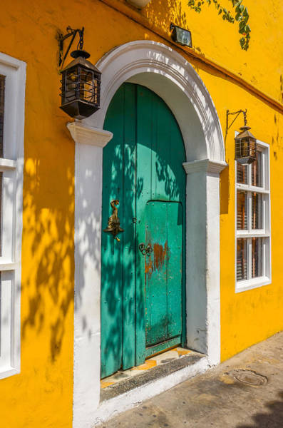 Colombian Wall Art - Photograph - Cartagena by Chris  Taylor