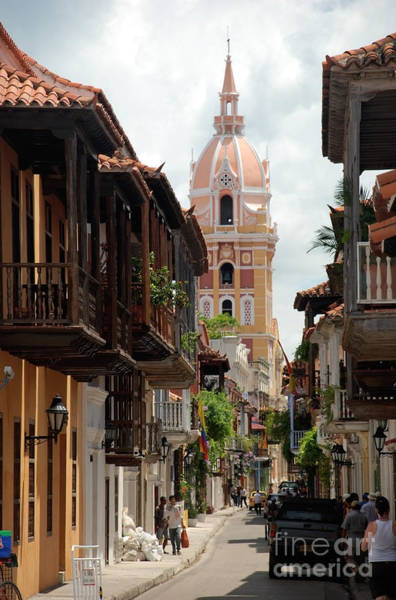 Photograph - Cartagena by Jola Martysz