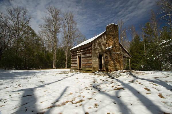 Photograph - Carter Shields Cabin 2 by Doug McPherson