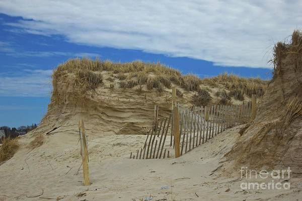 Photograph - Carved Dunes by Amazing Jules