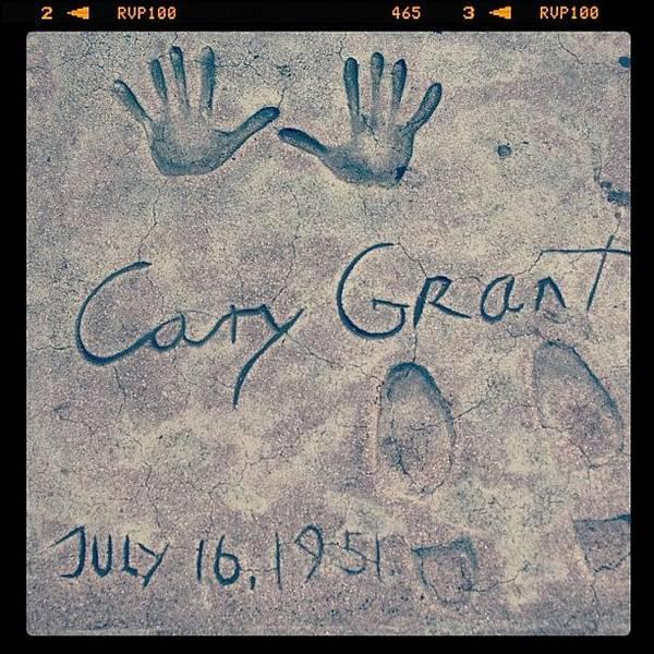 Wall Art - Photograph - #carygrant #moviestar #star #hollywood by Jill Battaglia